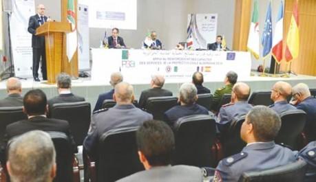 Programme de jumelage algéro-européen : Former les pompiers à la communication de crise