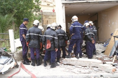 Suite à une explosion de gaz Deux morts et cinq blessés graves à Oran