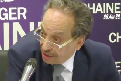 """Boualem m'rakach  , président de la confédération algérienne du patronat : """"Il faut un changement radical"""""""