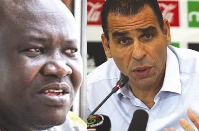 Zetchi a convenu avec lui de l'organisation d'un match amical: Le passé trouble du président de la Fédération centrafricaine
