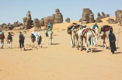 Tourisme saharien : L'escorte sécuritaire, une gâche-vacances pour les étrangers