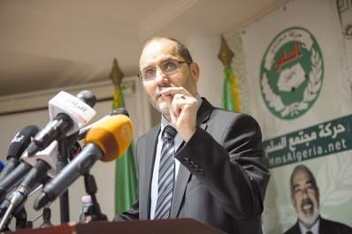 Parce que le parti porte le numéro 44 à l'issue du tirage au sort : Mokri assimile Hamas à un véhicule tout-terrain