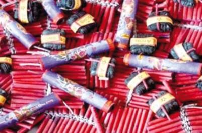 Chlef : Plus de 30 000 unités de produits pyrotechniques saisies