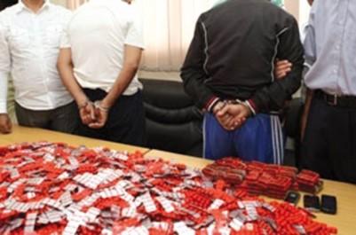 Djelfa: neutralisation d'un réseau organisé et saisie de 18.000 comprimés psychotropes