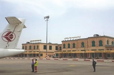 aéroport international de Tlemcen : Simulation de détournement d'avion