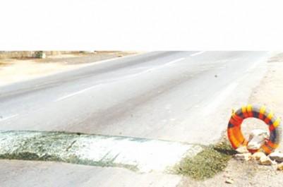 Pour une course de vélo : Une dizaine de ralentisseurs en bitume enlevés à Rouiba