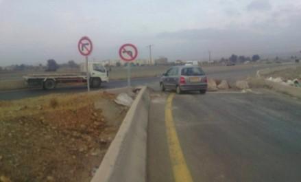 Autoroute Est-Ouest: le tronçon reliant Bouinan à Baba Ali pas encore ouvert à la circulation