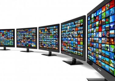 Un jeune algérien invente un téléviseur à double écrans