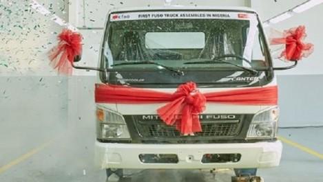 Industrie mécanique : En attendant son usine algérienne, Fuso s'installe au Nigéria