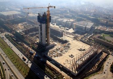 Enième report dans la livraison du projet : La Grande Mosquée d'Alger réceptionnée avant 2019