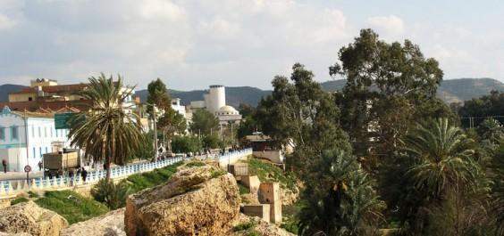 Une ville, une histoire : Hammam Bou Hadjar, la ville des thermes