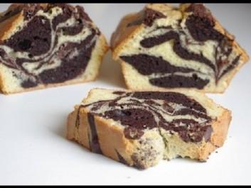 Marbré yaourt-chocolat