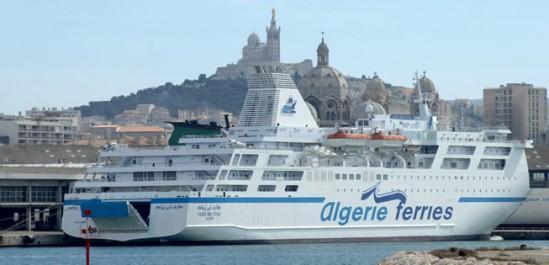 Incendie à bord d'un ferry algérien : Plusieurs blessés, 40véhicules ravagés