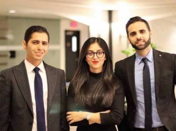 Trois jeunes algériens lancent la jeune Chambre de commerce algérienne du Canada