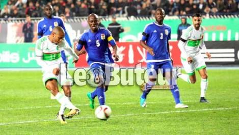 Slimani : « J'ai grandi dans les stades algériens. La pression ne m'effraie pas »