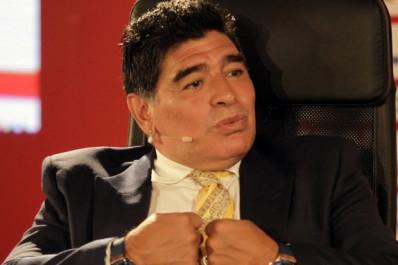 Coupe du Monde 2018 : Maradona évoque l'élimination de l'Italie