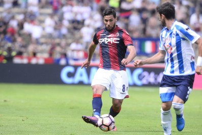 FC Bologne: Donadoni prépare  Taïder pour le match de l'Hellas Vérone