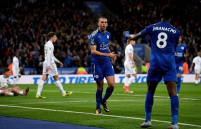 Leicester City : Slimani dans le viseur de Watford
