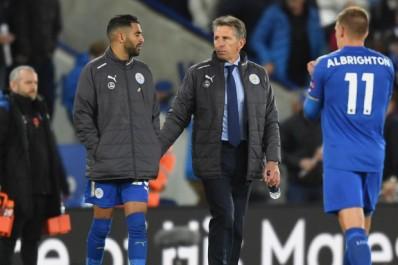 Leicester : Mahrez décrit la méthode Claude Puel