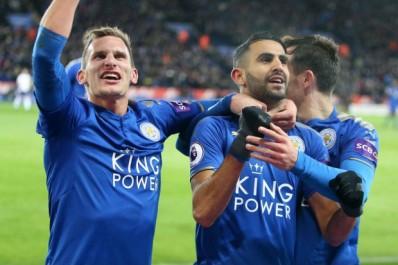 """Leicester – Mahrez : """"On a marqué deux buts fantastiques"""""""
