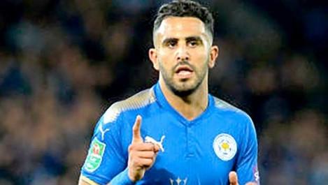 Mahrez : «Le fait de ne pas être parti de Leicester ne m'a pas abattu»