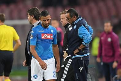 Naples : La Juve n'abdique toujours pas pour Ghoulam