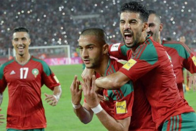 Qualifs Mondial 2018 : Le Maroc met KO la Côte d'Ivoire et s'offre un ticket pour la Russie !
