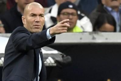 Real : Zidane veut finir le travail