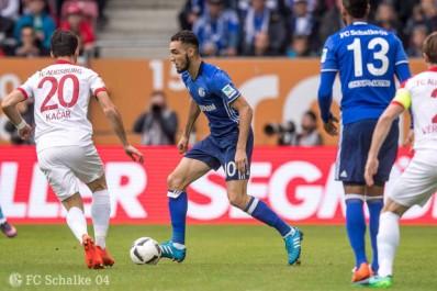 Schalke 04 : Nouvelle absence longue durée pour Bentaleb ?