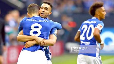 Tedesco (ent-Schalke) : «Bentaleb souffrait de problèmes musculaires, je ne pouvais pas l'aligner»