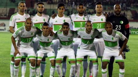 L'Algérie change les critères de sélection pour son équipe nationale