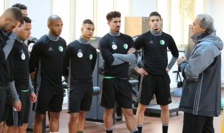Où voir le match Algérie-Nigeria