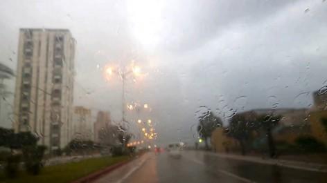 Pluies torrentielles lundi dans les wilayas côtières et proches-côtières (BMS)