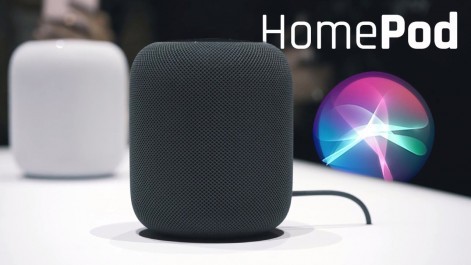Technologies: Apple reporte à début 2018 le lancement du HomePod
