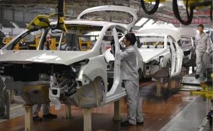 Industrie automobile : les chinois intéressés