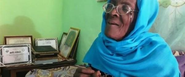 Mamma Djirani, première Algérienne élue à une assemblée populaire communale