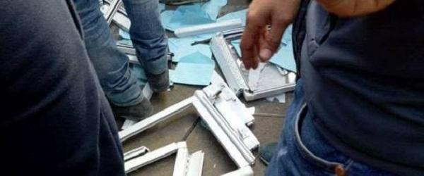 Un bureau de vote saccagé à Béjaia