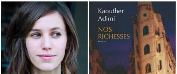 Kaouther Adimi obtient le Prix Renaudot des Lycéens