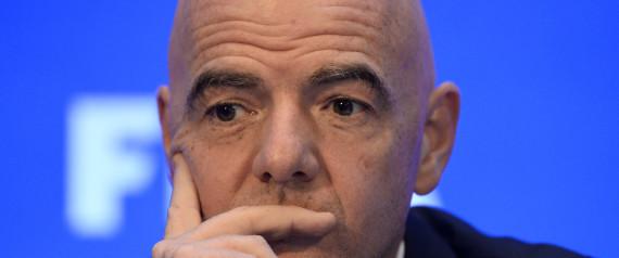 Condoléances du président de la FIFA suite au décès de Amar Rouaï