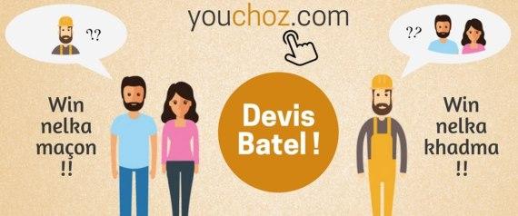«Youchoz.com», le premier site de jobbing en Algérie