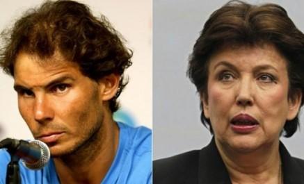 Une ancienne ministre française condamnée pour diffamation pour avoir accusé Nadal de dopage