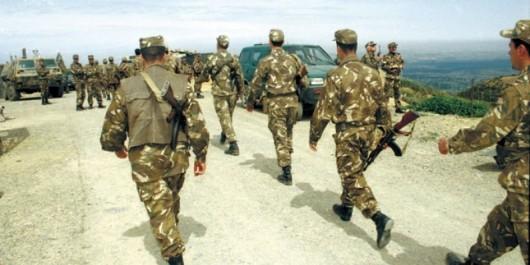 MDN : 5 éléments de soutien aux terroristes arrêtés