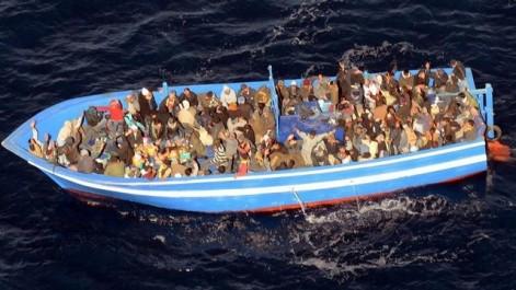 Méditerranée: 1.500 migrants secourus en 3 jours