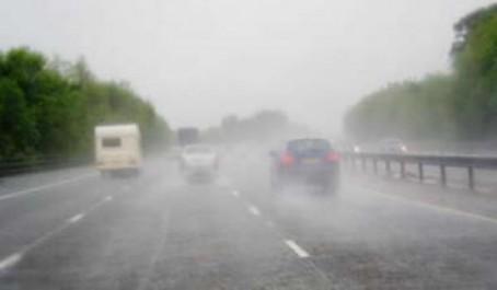 Alger: Enfin la pluie !