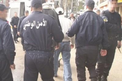 Recherché par la police française, il est arrêté à Tébessa