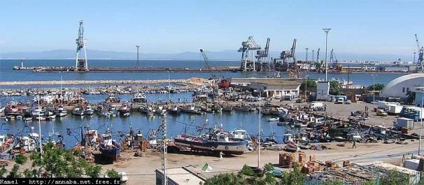 Saisie de produits israéliens au port d'Annaba