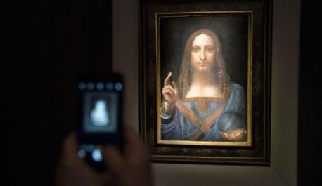 Ce tableau de Leonard de Vinci est la toile la plus chère au monde