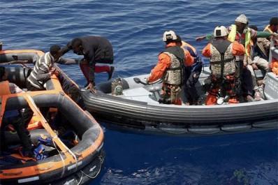 Mostaganem : 45 migrants clandestins arrêtés en mer