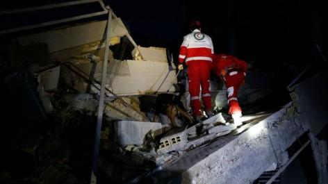 Un séisme fait au moins 213 morts en Irak et en Iran