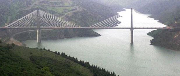 Algérie: Le taux de remplissage du barrage de Beni Haroun estimé à 90%